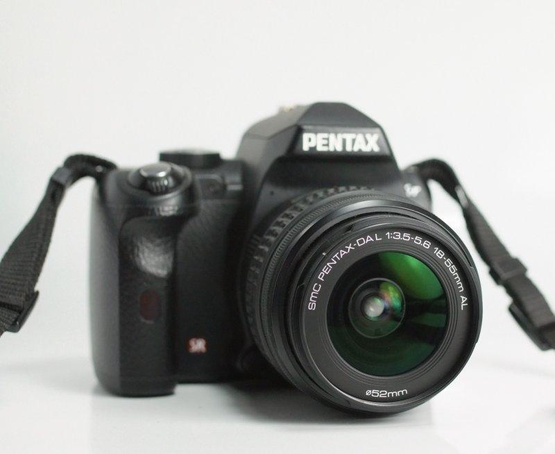 Pentax K-r + Pentax 18-55mm TOP STAV