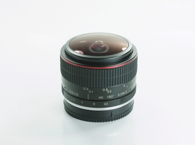 MEIKE 6,5 mm f/2 MC pro Fujifilm X TOP STAV