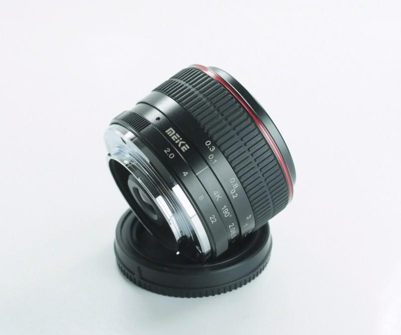 MEIKE 6,5 mm f/2 MC pro Fujifilm X TOP STAV