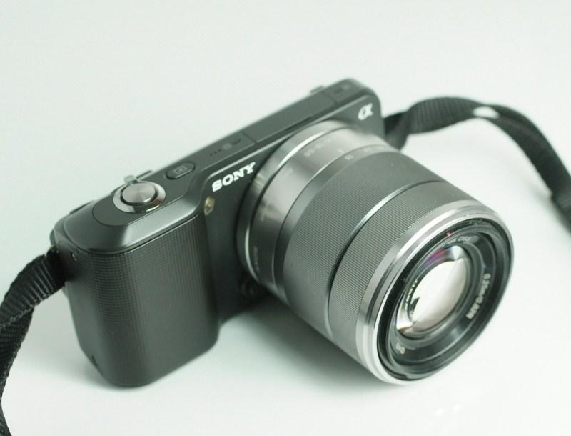 Sony NEX-3 + Sony 18-55mm SEL