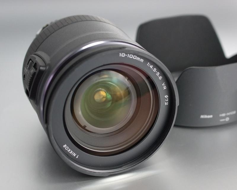 NIKON 1 10-100 mm f/4,5-5,6 VR PD