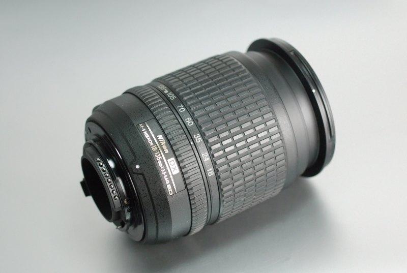 Nikon 18-135 mm F 3,5-5,6G AF-S DX IF-ED