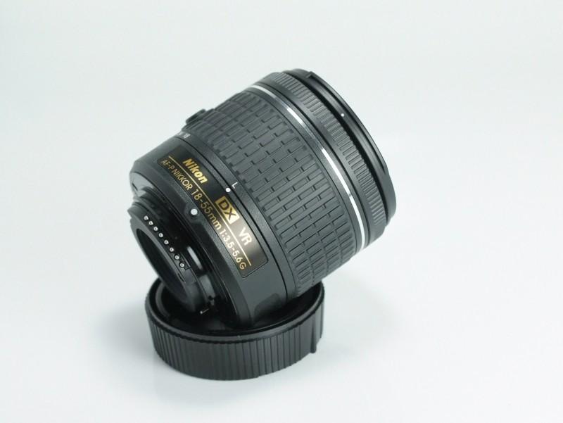 NIKON 18-55/3,5-5,6 G AF-P DX VR TOP STAV