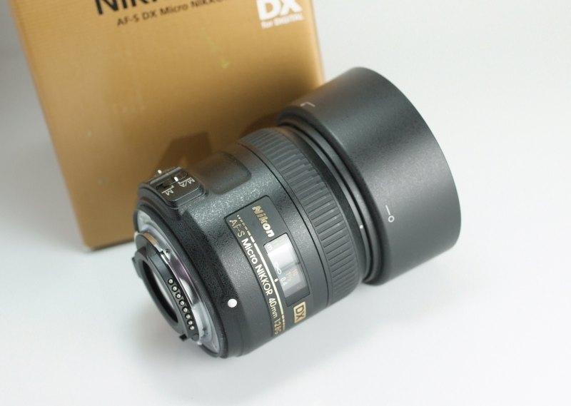 Nikkor 40 mm f/2,8G AF-S DX Micro