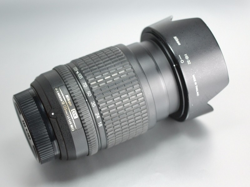 Nikon 18-135 mm F 3,5-5,6G AF-S DX IF-ED