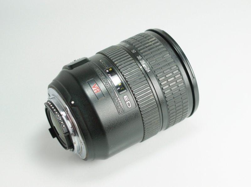 Nikkor 24-120mm f/3.5-5.6G IF-ED AF-S