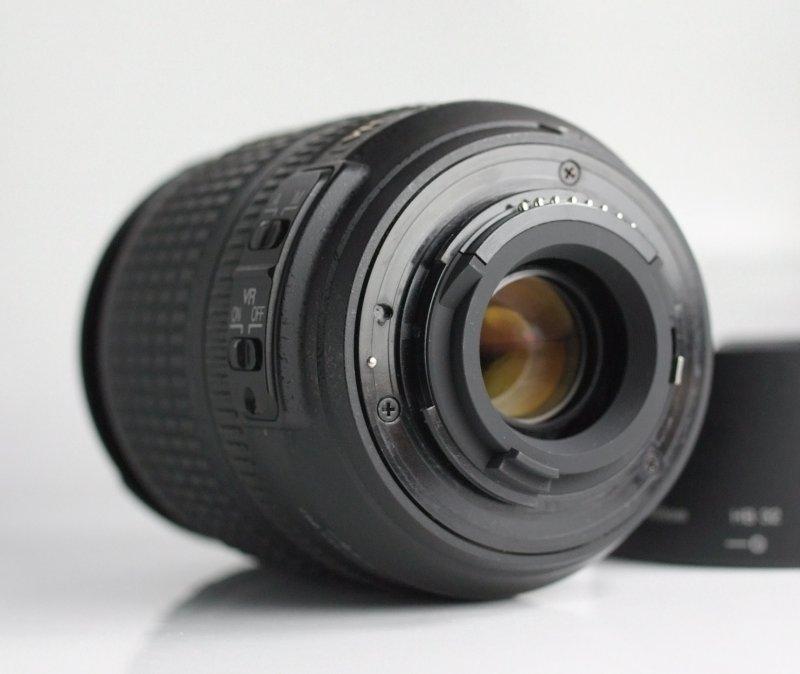 Nikkor 18-105mm f/3.5-5.6G VR