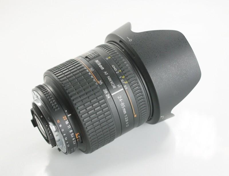 Nikkor AF 24-85mm f/2.8-4 D IF