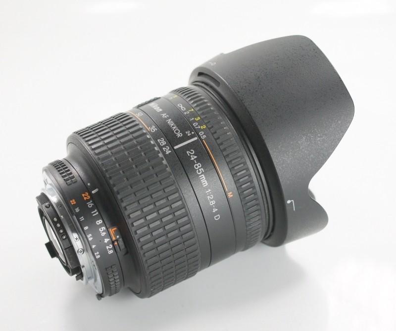 Nikkor AF 24-85mm f/2.8-4 D IF TOP STAV