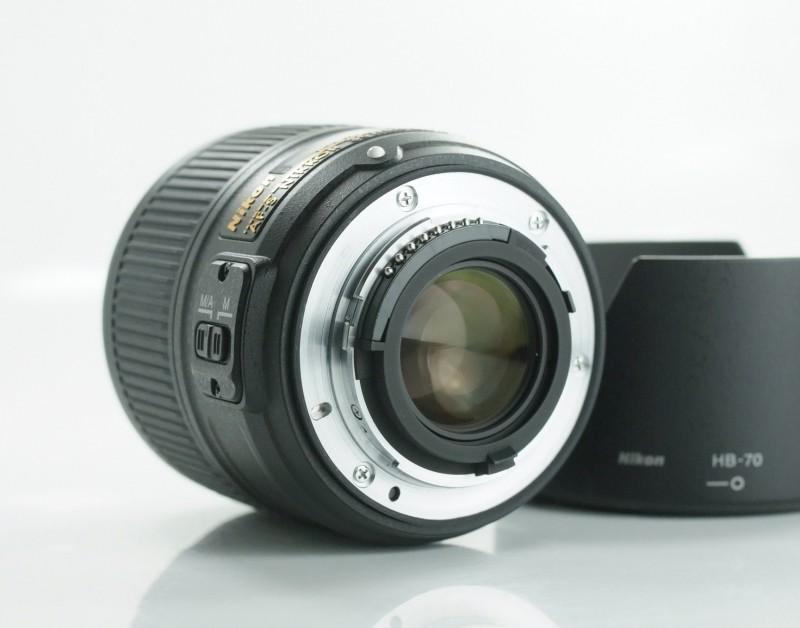 NIKON 35 mm f/1,8 AF-S G TOP STAV