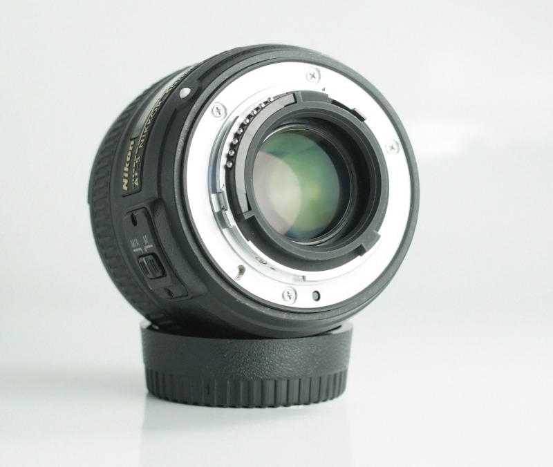 NIKON 50 mm f/1,8 G AF-S SUPER STAV