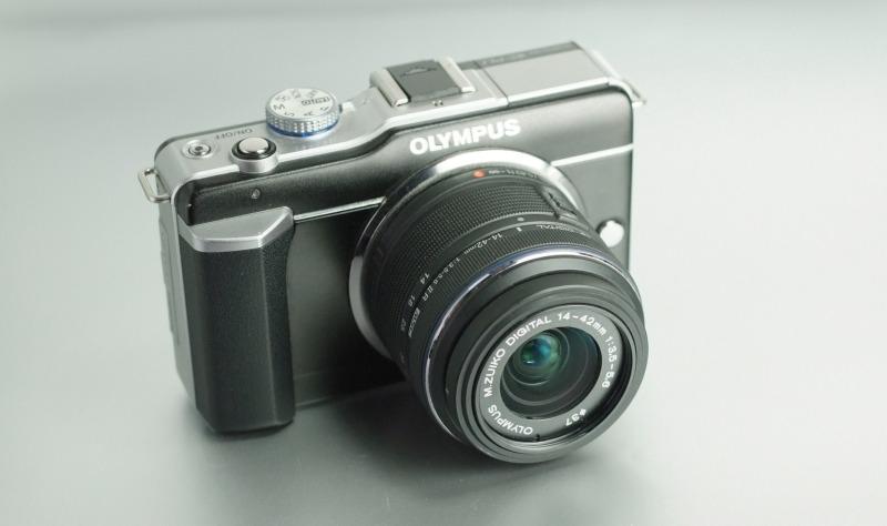 Olympus E-PL1  + Olympus 14-42mm II