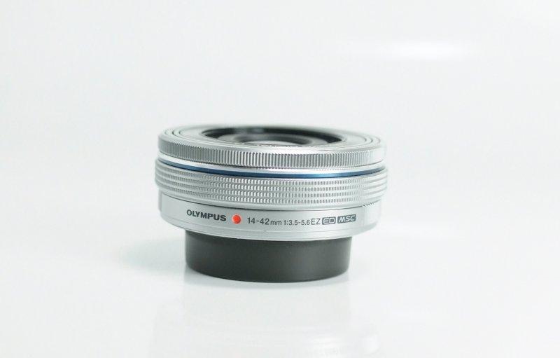 Olympus M.Zuik 14-42mm f/3,5-5,6 EZ TOP STAV