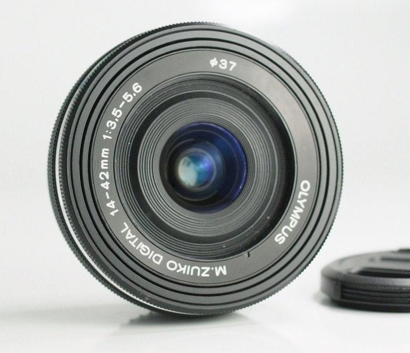 Olympus M.Zuiko Digital ED 14-42mm f/3,5-5,6 EZ