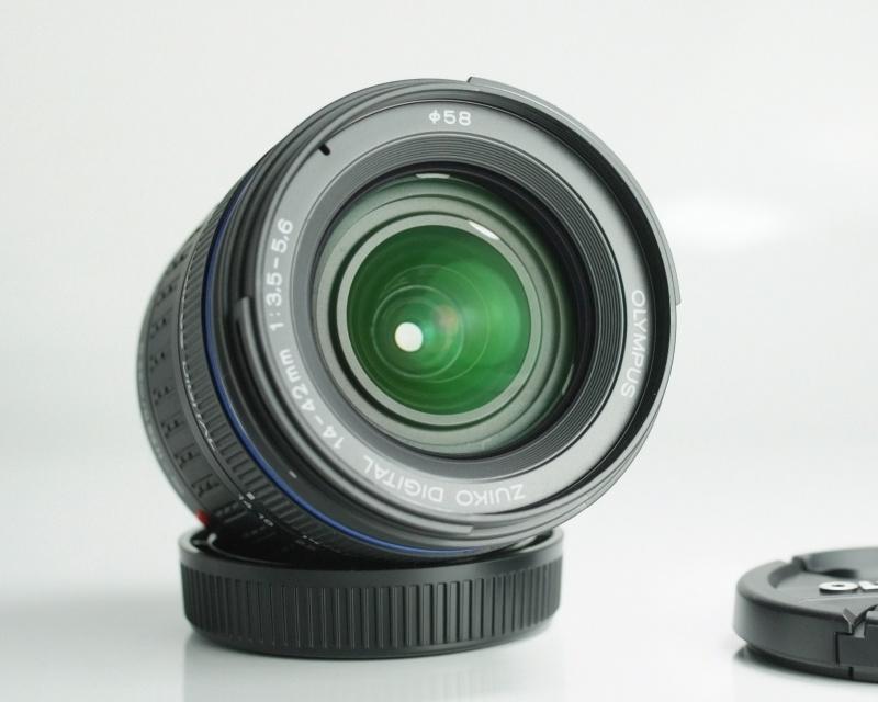 Olympus Zuiko Digital 14-42mm AKCE