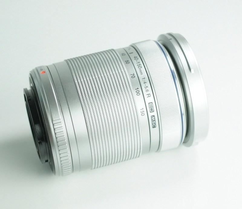 OLYMPUS M.Zuiko Digital ED 40-150 R/4-5,6 TOP STAV