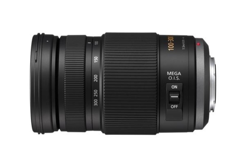 Panasonic 100-300mm f/4-5,6 Mega O.I.S.
