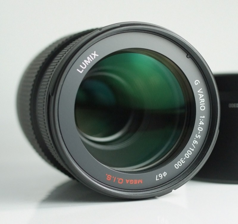 Panasonic 100-300mm f/4-5,6 Mega O.I.S. AKCE