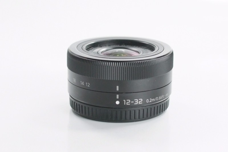 Panasonic Lumix G VARIO 12-32mm f/3.5-5.6 ASPH.