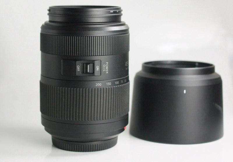 PANASONIC 45-150 mm f/4,0-5,6 MEGA O.I.S