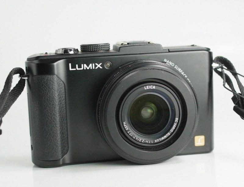 Panasonic Lumix DMC-LX7 SUPER STAV