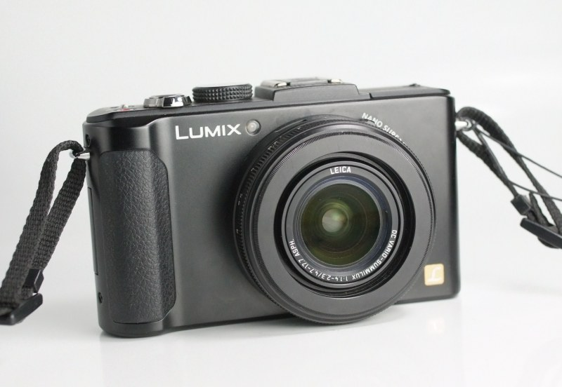 Panasonic Lumix DMC-LX7 SUPER STAV