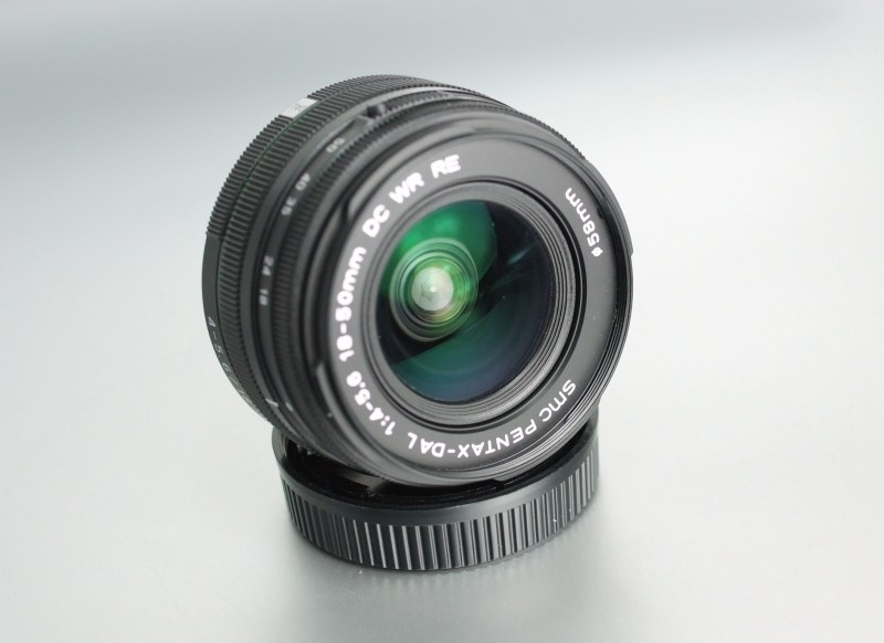 PENTAX 18-50 mm f/4-5,6 WR RE