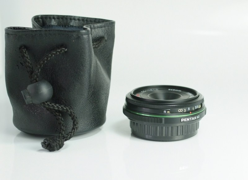 Pentax smc DA 40mm f/2,8 Limited