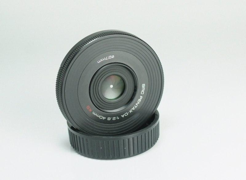 PENTAX 40 mm f/2,8 DA XS