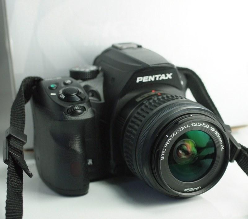 Pentax K30 + Pentax 18-55mm SUPER STAV