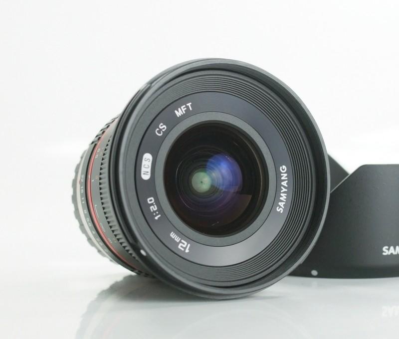 SAMYANG 12 mm f/2 NCS CS pro Olympus