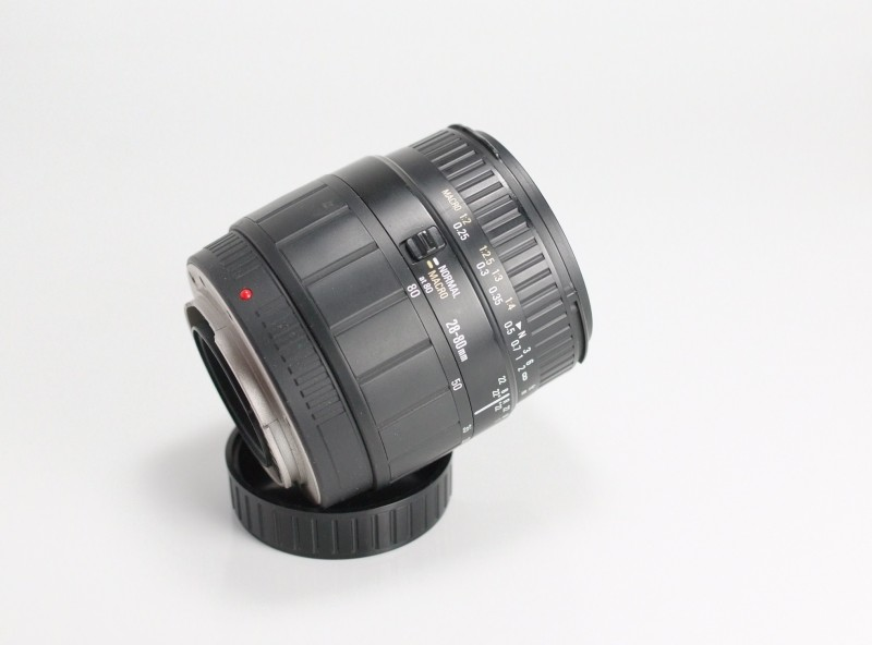 Sigma 28-80mm F3.5-5.6 Aspherical Macro pro SONY