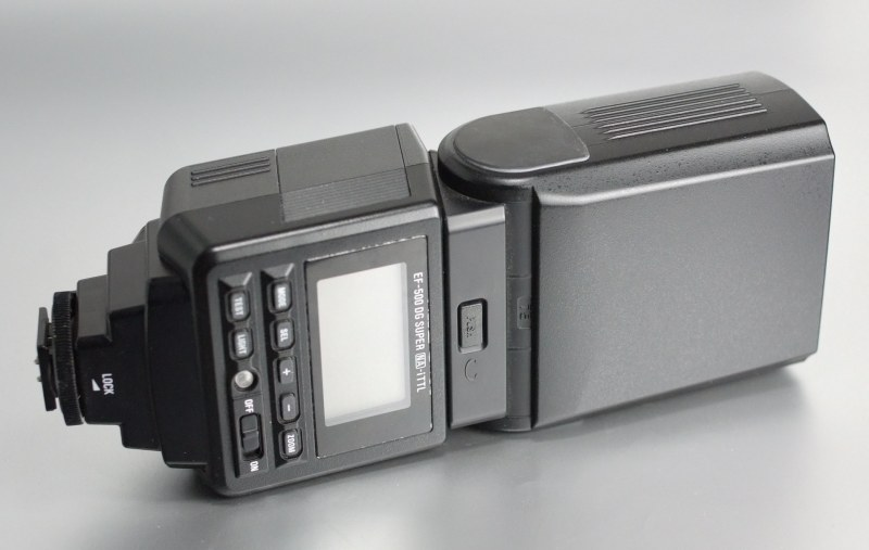 Sigma blesk EF-500 DG SUPER pro Nikon