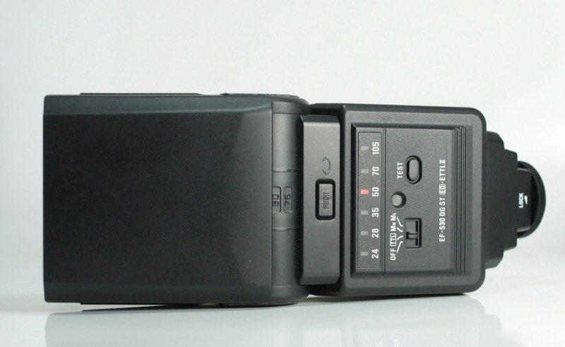 Sigma blesk EF-530 DG ST pro Canon