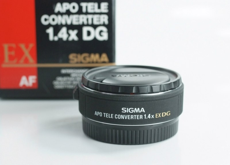 SIGMA Telekonvertor 1,4x APO EX DG pro Canon TOP STAV