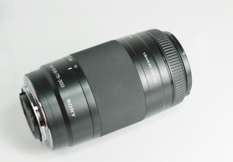 Sony 75-300mm f/4,5-5,6 SUPER STAV