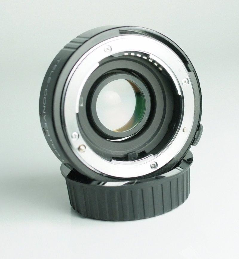 Soligor 1.7x CD4 DG pro Nikon
