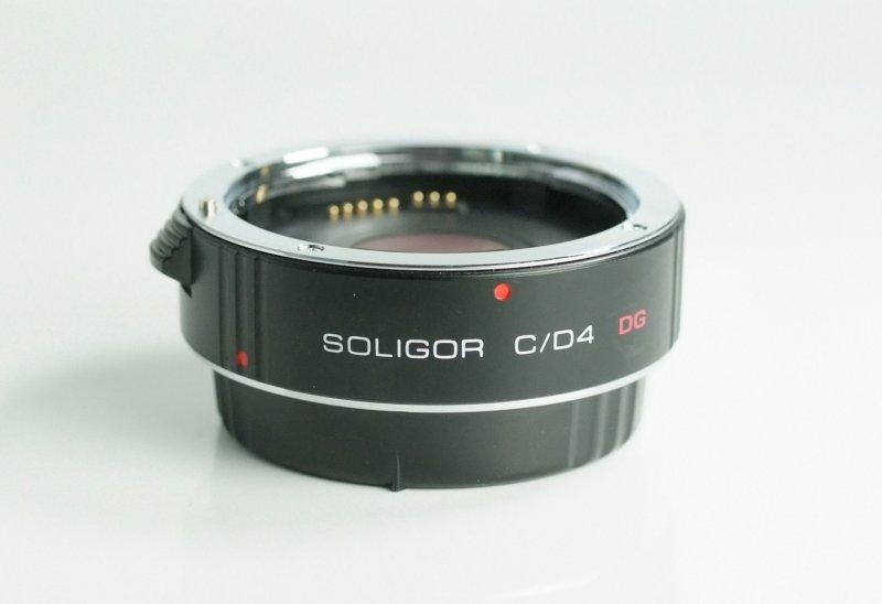 Soligor 1.7x CD4 DG pro CANON