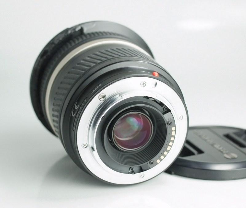 Minolta  11-18 mm f/4,5-5,6 pro bajonet A SONY