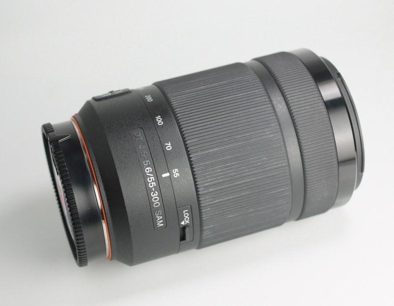 SONY 55-300 mm f/4,5-5,6 pro bajonet A