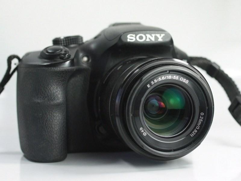 Sony A3000 + 18-55mm SUPER STAV