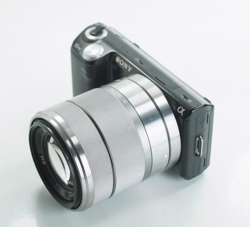 Sony NEX-5n + Sony 18-55mm