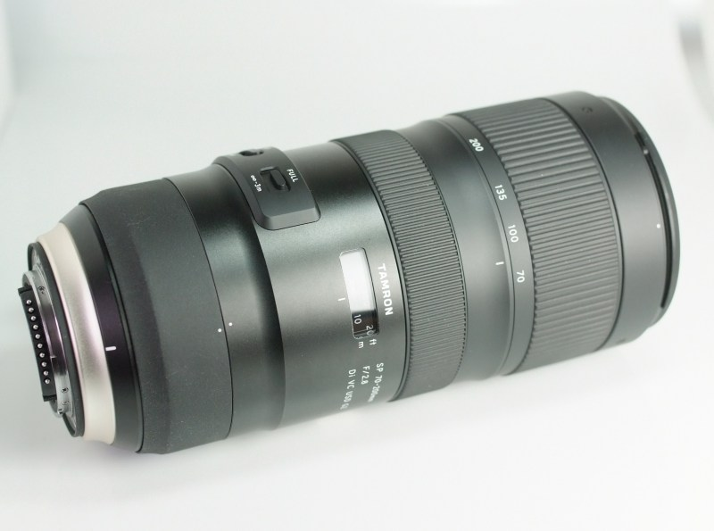 TAMRON 70-200 mm f/2,8 SP Di VC USD G2 pro Nikon