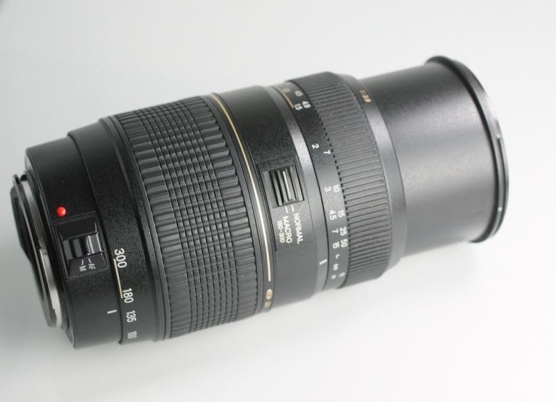 TAMRON 70-300 mm f/4-5,6 Di LD pro Canon