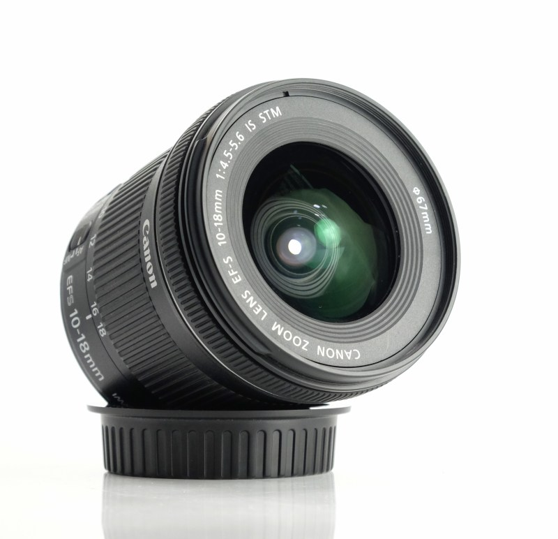 Canon EF-S 10-18mm 4.5-5.6 IS STM SUPER STAV