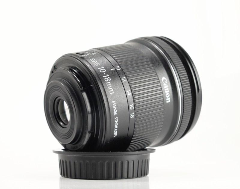 Canon EF-S 10-18mm 4.5-5.6 IS STM SUPER STAV