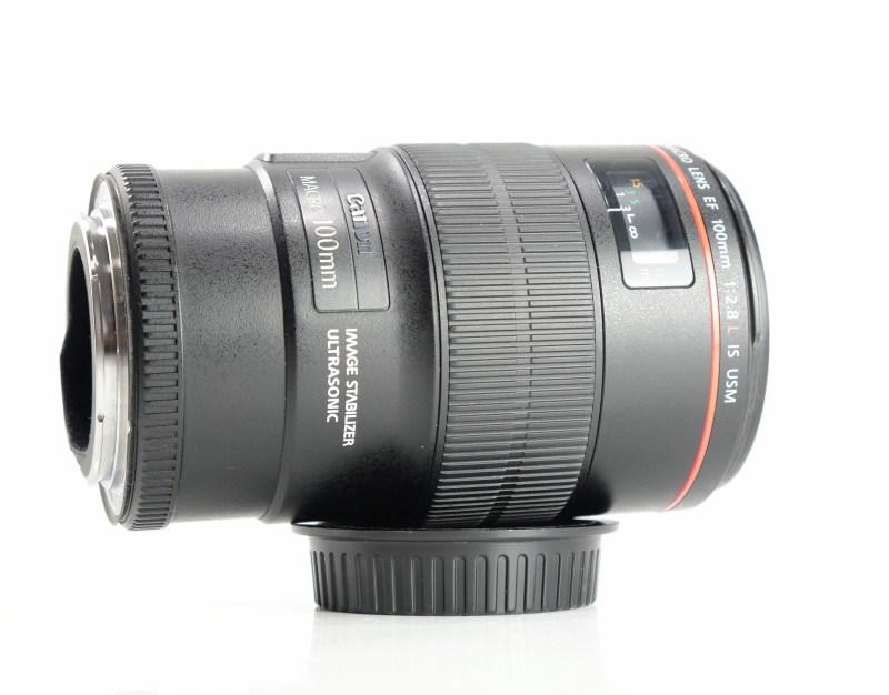 CANON EF 100 mm f/2,8 L IS MACRO USM