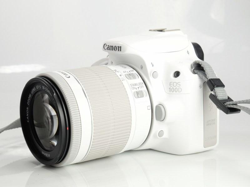 Canon 100D + Canon 18-55mm IS STM SUPER STAV