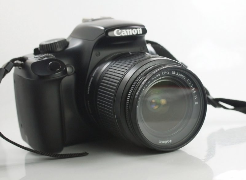 Canon EOS 1100D + Canon 18-55mm IS II  SUPER STAV