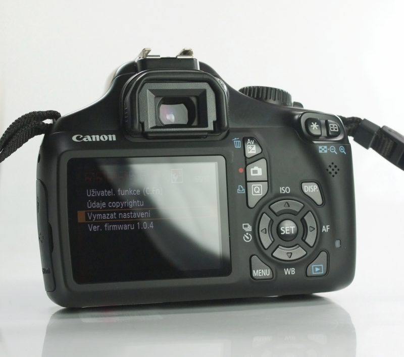 Canon EOS 1100D + Canon 18-55mm IS II  SUPER STAV
